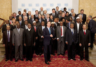 African Leaders and Free Lunches