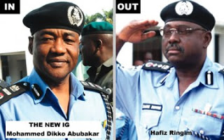 AIG M.D. Abubakar: Can this man be trusted with national security?
