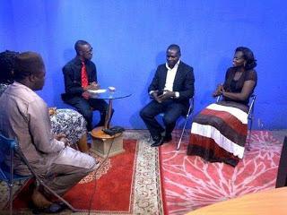 Memoirs.....S4C's televised youth debate on Galaxy TV