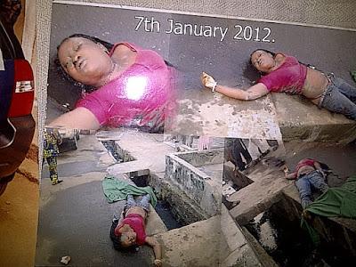 MARTHA FARIMADE...MURDER AT DAWN