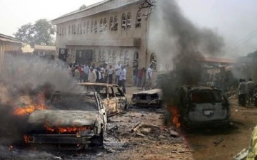 Soldiers killed eight churchgoers after Bauchi bombing – CAN