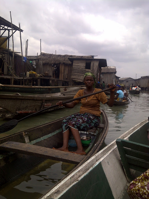 Lagos is the 3rd worst liveable city in the world, says the Economist Intelligence Unit