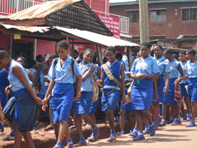 ACTS OF INDISCIPLINE BY STUDENTS OF IKOTUN HIGH SCHOOL