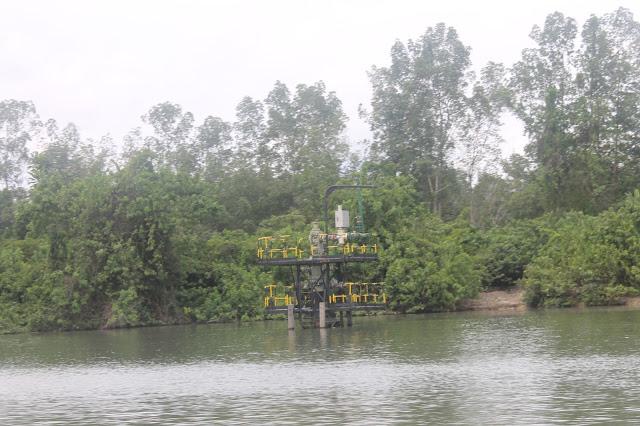 PHOTOSPEAK: PIB Advocacy Tour of the Niger Delta 2