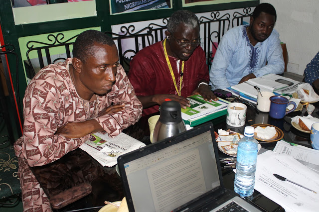 PIB: CSOs DEVELOP JOINT AGENDA