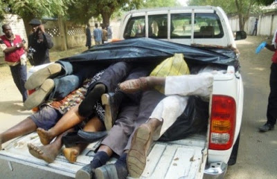 JUSTICE NOW!!! FOR VICTIMS OF YOBE SCHOOL MASSACRE