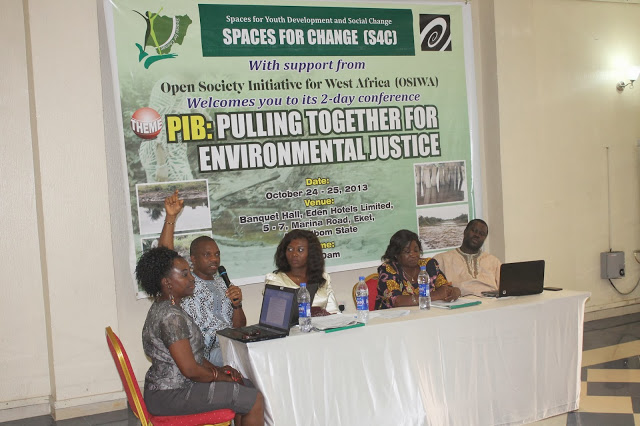 PHOTO NEWS: DAY 2 PIB CONFERENCE, PULLING TOGETHER FOR ENVIRONMENTAL JUSTICE