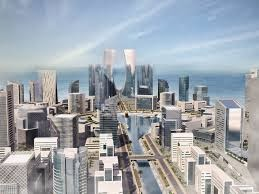 Eko Atlantic City Project: In Whose Interest?