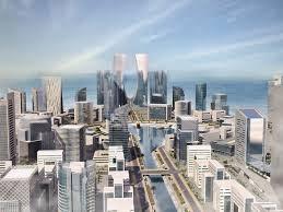 Eko Atlantic City Project: In Whose Interest?