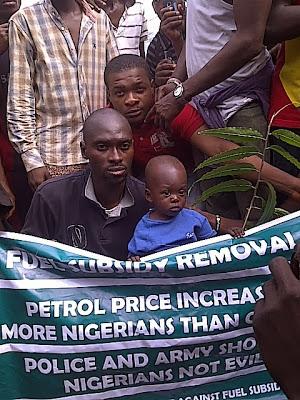 NIGERIANS UNSURE OF SURE-P
