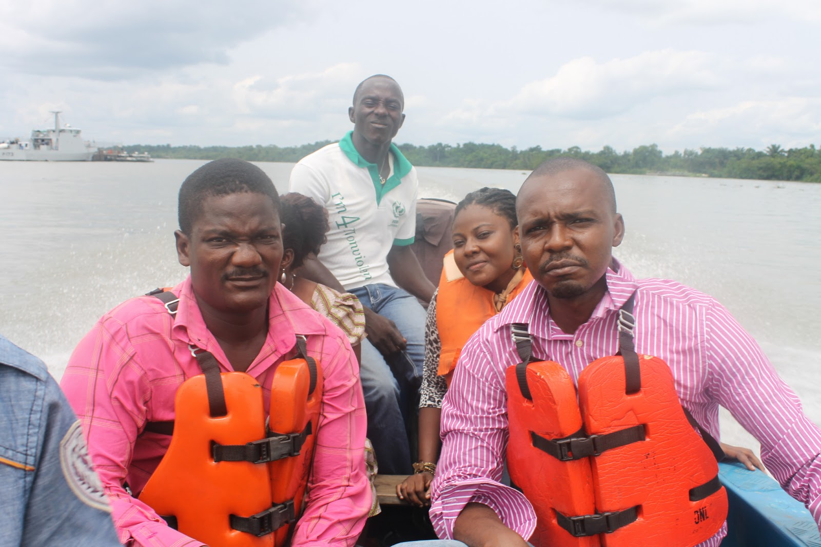 Spaces for Change PIB Advocacy Tour of Niger Delta Communities