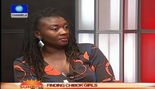 Finding Chibok Girls.