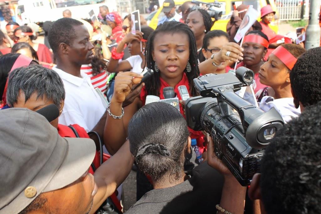PHOTOSPEAK: RESCUE #AbductedBornoSchoolGirls #BringBackOurGirls