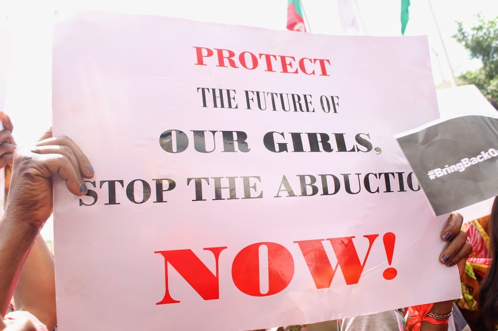 PHOTOSPEAK: RESCUE #AbductedBornoSchoolGirls #BringBackOurGirls