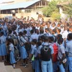 YV2015 SENSITIZATION IN IKOSI SENIOR HIGH SCHOOL, IKOSI KETU, LAGOS STATE