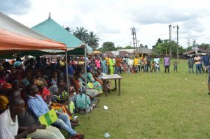 Bolstering Community Participation in Assa North and Ohaji South Gas Development Project in Imo State
