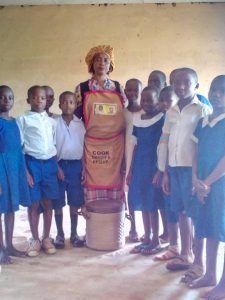 Strengthening Community Participation in the Home Grown School-Feeding Programme