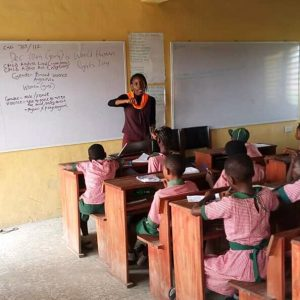 16 Days of Activism: S4C Takes Awareness Campaign to Lagos Schools