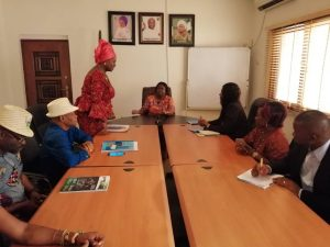 Homegrown-School Feeding Programme: Presenting Research Findings to Imo & Abia State Authorities